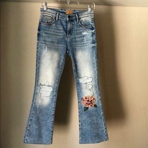 Foxy Driftwood Jeans